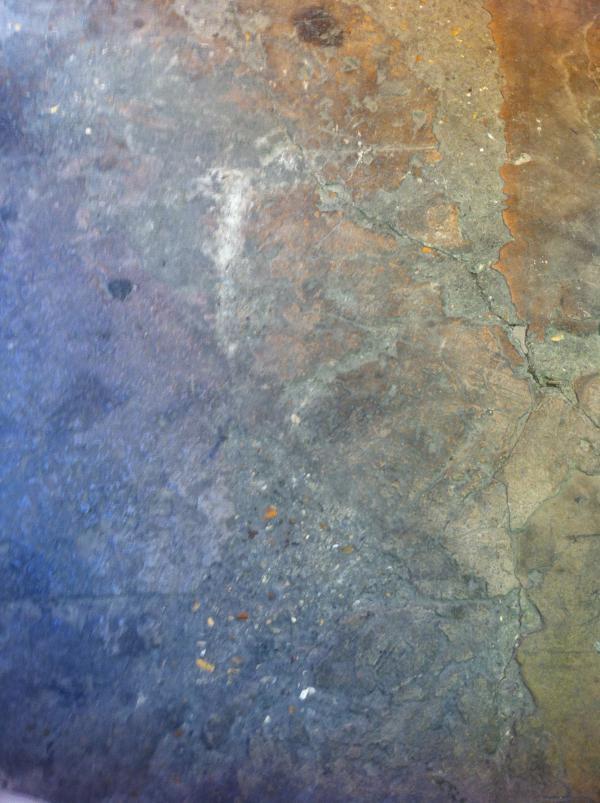 floor 4  | Grand Palais Monumenta Daniel Buren 2012