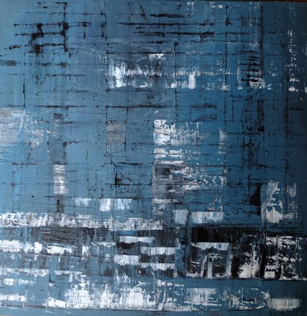 cubes | black is blue