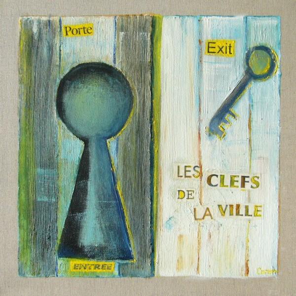 les clefs de la ville