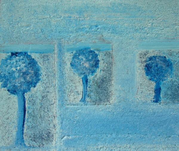 variation sur trois arbres